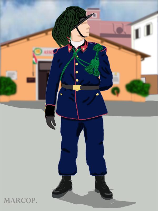 uniforme storica