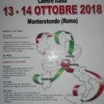 13 e 14 ottobre raduno interregionale a Monterotondo