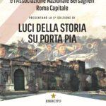 """Al via la 5^ edizione della rassegna """"Luci della Storia su Porta Pia"""""""