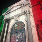 Nuova illuminazione artistica a Porta Pia