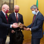Incontro con il Presidente della Camera Roberto Fico.