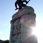 Il Monumento al Bersagliere a Porta Pia