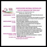 RADUNO NAZIONALE BERSAGLIERI ROMA 23-26 SETTEMBRE 2021