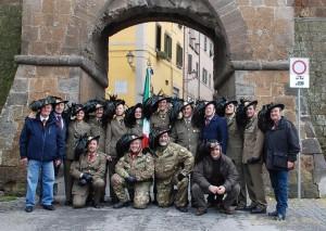 Raduno Regionale Tuscania marzo 2015 e Vita di Sezione in sede aprile 2015