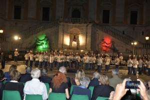 19 settembre 2015. Concerto piazza Campidoglio