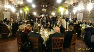 07 dic 2017 cena della Sezione